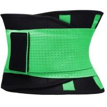 Фитнес-пояс для похудения CLEVERCARE зеленый, XL (TX-LB033G)