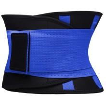 Фитнес-пояс для похудения CLEVERCARE синий, XL (TX-LB033L)