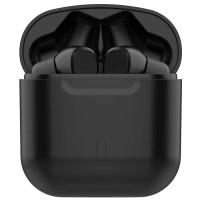 Беспроводные наушники с микрофоном HIPER Welle TWS Black (HTW-KTX4)