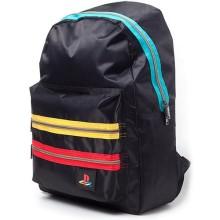 Рюкзак Difuzed Playstation: Black Retro Logo (BP718645SNY)