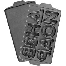 Комплект съемных панелей для мультипекаря Redmond RAMB-42 (для выпечки печенья в виде букв