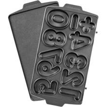Комплект съемных панелей для мультипекаря Redmond RAMB-40 (для выпечки печенья в виде цифр
