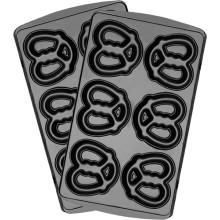 Комплект съемных панелей для мультипекаря Redmond RAMB-08 (Крендель малый)