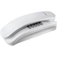 Телефон проводной teXet TX-215 White