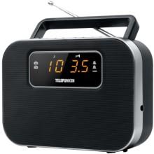 Радиоприемник Telefunken TF-1640 Black/Silver