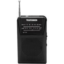 Радиоприемник Telefunken TF-1641 Black