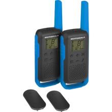 Рация Motorola Talkabout T62 Blue/Black