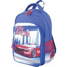Рюкзак школьный Пифагор City Racer (228819)
