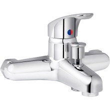 Смеситель для ванны и душа ONELIFE полимерный (P01-100cr)