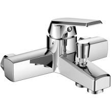 Смеситель для ванны и душа ONELIFE полимерный (P02-100cr)