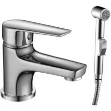 Смеситель с гигиеническим душем Rossinka S35-15