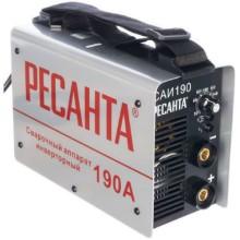 Сварочный аппарат Ресанта САИ-190 (65/2)
