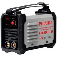 Сварочный аппарат Ресанта САИ-190Т LUX (65/70)