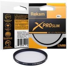 Светофильтр Rekam X Pro Slim MC UV 52-SMC16LC