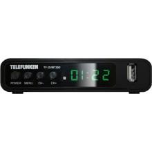 Цифровой эфирный приемник Telefunken TF-DVBT250