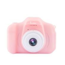 Цифровой фотоаппарат Rekam iLook K330i Pink