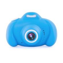 Цифровой фотоаппарат Rekam iLook K410i Blue