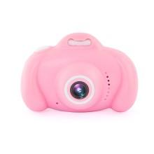 Цифровой фотоаппарат Rekam iLook K410i Pink