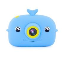 Цифровой фотоаппарат Rekam iLook K430i Blue
