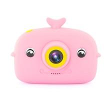 Цифровой фотоаппарат Rekam iLook K430i Pink