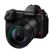 Системный фотоаппарат Panasonic Lumix S DC-S1HEE-K