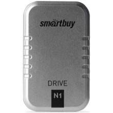 Твердотельный накопитель Smartbuy N1 Drive 512GB USB 3.1 Silver (SB512GB-N1S-U31C)