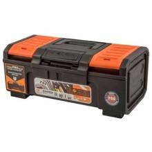 Ящик для инструментов Blocker Boombox 16'', черный/оранжевый (BR3940ЧРОР)