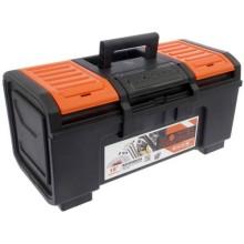 Ящик для инструментов Blocker Boombox 19'', черный/оранжевый (BR3941ЧРОР)