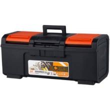Ящик для инструментов Blocker Boombox 24'', черный/оранжевый (BR3942ЧРОР)