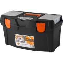 Ящик для инструментов Blocker Master 19'', черный/оранжевый (BR6005ЧРОР)