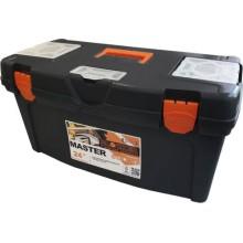 Ящик для инструментов Blocker Master 24'', черный/оранжевый (BR6006ЧРОР)