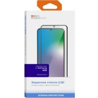 Защитное стекло с рамкой InterStep Full Screen Cover для Samsung M22, черная рамка (IS-TG-SAM000M22-02AFB0-MVGD00)